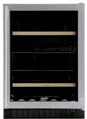 "Marvel Luxury 24"" Built In Beverage Center 6BARMR"