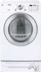 LG Front Load Electric Dryer DLE5977