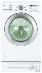 LG 3.83 Cu. Ft. Front Load Washer WM2277H