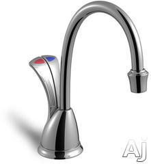 InSinkErator Kitchen Instant Hot Faucet HCWAVE