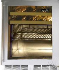 Perlick Built In Beverage Center Refrigerator HC24BB