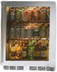 "Perlick C-Series 24"" Built In Compact All-Refrigerator HC24RB3"