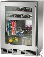 "Perlick Signature 24"" Built In Beverage Center HP24BS33L"