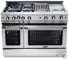 "Capital 48"" Freestanding Gas Range GCR486G"