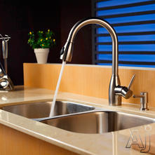 Kraus Kitchen Pull-Out Faucet KPF2130SD20