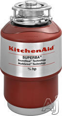 KitchenAid 3/4 HP Continuous Feed Waste Disposer KCDS075T