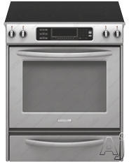 kitchenaid 30 slide in electric range kess907s this slide in range