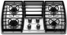 "KitchenAid 30"" Sealed Burner Gas Cooktop KGCK306VSS"