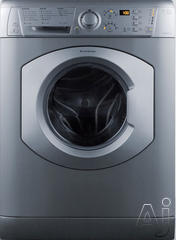 "Ariston Elegance Line 23"" Electric Front Load Washer Dryer Combo ARWDF129"