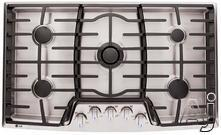 "LG 36"" Sealed Burner Gas Cooktop LCG3691ST"
