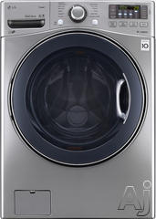 LG TurboWash 4.3 Cu. Ft. Front Load Washer WM3570HVA