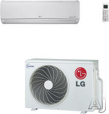 LG 12,000 BTU Single Zone Ductless Split System LS120HEV