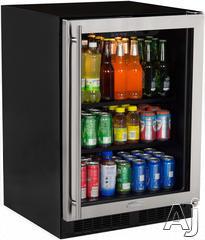 """Marvel 24"""" Built In Beverage Center ML24BCG0"""