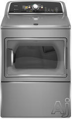 Maytag Bravos X 7.4 Cu. Ft. Gas Front Load Dryer MGDX700X