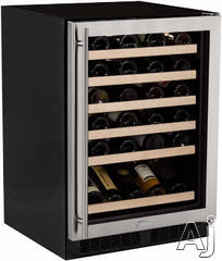 "Marvel 24"" Built In Wine Cooler ML24WS"