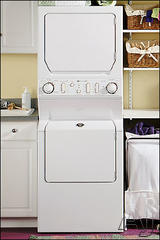 "Maytag Neptune 27"" Gas Laundry Center MLG2000AWW"