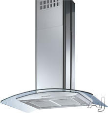 "Futuro Futuro 36"" Chimney Style Range Hood IS36MOONCRYS"