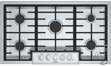 "Bosch 800 36"" Gas Cooktop NGM8655UC"