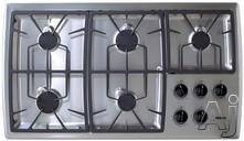 """Bosch 36"""" Sealed Burner Gas Cooktop NGT94"""