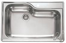 Franke Orca Drop-In Sink ORX610
