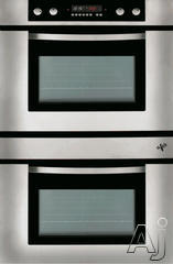 "FCI 30"" 30"" Double Electric Wall Oven DOVB330"