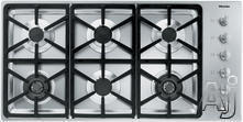 "Miele 45"" Sealed Burner Gas Cooktop KM348"