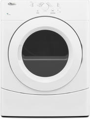 Whirlpool Duet 6.7 Cu. Ft. Electric Front Load Dryer WED9050XW