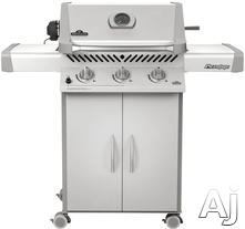 Napoleon Freestanding Natural Gas Barbecue Grill P308RBNSS7