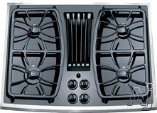 """GE Profile 30"""" Gas Cooktop PGP989"""