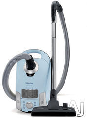 Miele Canister Vacuum Cleaner S4212Polaris