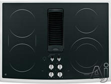 """GE Profile 30"""" Electric Cooktop PP989"""