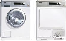 Miele Mie6065cfl Miele 6065 Series Front Load Commercial