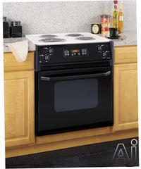 "GE 27"" Drop-In Electric Range JMP28"