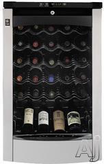 GE Freestanding Wine Cooler PWR04FANBS