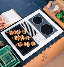 "GE Select-Top 30"" Electric Cooktop JP389"