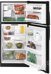 GE Freestanding Top Freezer Refrigerator GTS18JCPBB