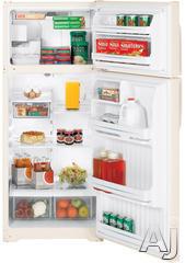 GE Freestanding Top Freezer Refrigerator GTS18HCS