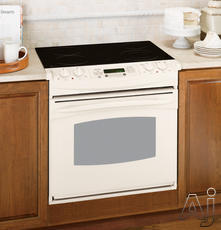 Ge Jd900ckcc 30 Quot Drop In Electric Range With Ceramic Glass