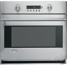 "Monogram 30"" 30"" Single Electric Wall Oven ZET1SMSS"