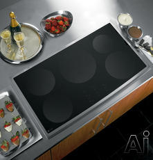 "GE 36"" Smoothtop Electric Cooktop PHP960"