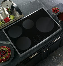 "GE Profile CleanDesign 30"" Electric Cooktop PHP900"