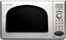 "Sharp 18"" Counter Top Microwave R55TS"