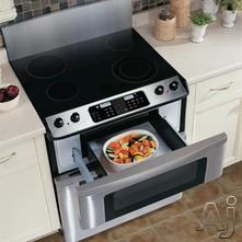 "Sharp Insight 30"" Freestanding Electric Range KB3401L"