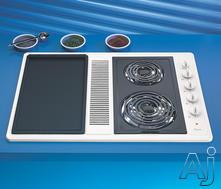 "Whirlpool 30"" Modular Electric Cooktop RC8700ED"