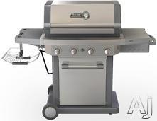 Viking Freestanding Liquid Propane Barbecue Grill RVBQ130SS
