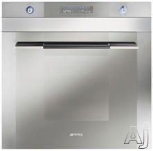 """Smeg 24"""" 24"""" Single Electric Wall Oven SCP111"""