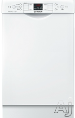 "Bosch 300 18"" Dishwasher SPE53U52UC"