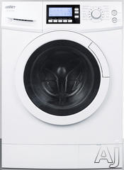 Summit Front Load Washer Dryer Combo SPWD2200