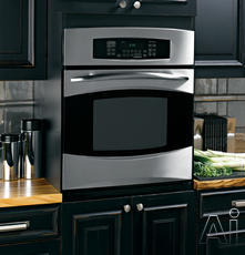 """GE 27"""" 27"""" Single Electric Wall Oven PK916SM"""