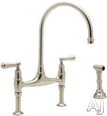 Rohl Kitchen Cast Spout Faucet U4719L2